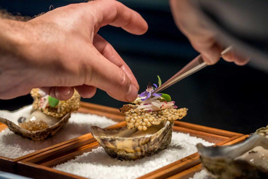 Atelier Dedmond Restaurant à Val Disère 2 étoiles Michelin